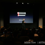 Forstall notes that developers and users have been calling for background processing, but says it demands far too much battery life and slows performance.