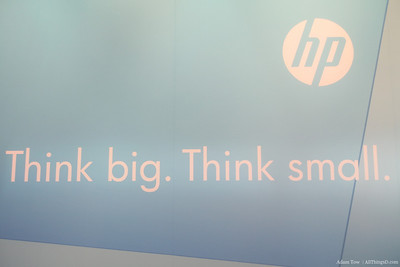 HP webOS Event 2011