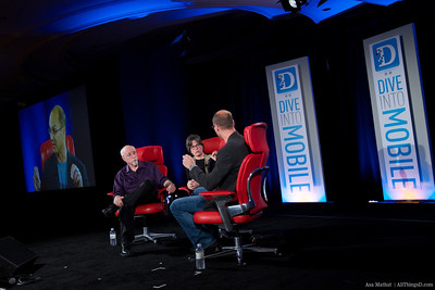 Andy Rubin at Dive Into Mobile