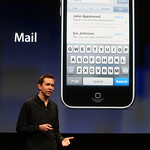 Mail receives some improvements this go-round, too.