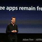 Free apps, of course, will remain free.
