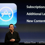Developers can now offer apps via subscription.