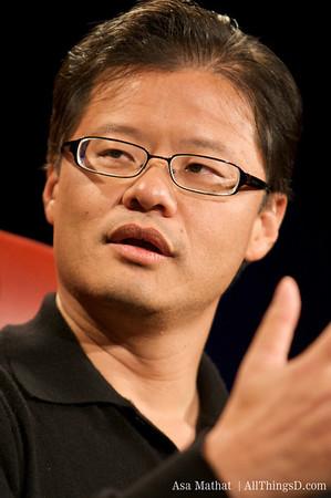 Jerry Yang at D6